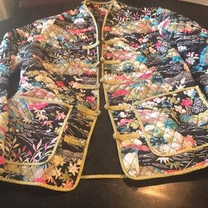 NWOT Small Anne Carson Silk Blazer / Jacket 💕